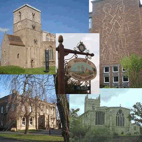 Picture collage of Barton